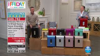 HSN | First Friday with Amy and Adam 01.05.2018 - 07 PM