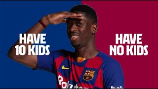 IMPOSSIBLE DECISIONS with... DEMBÉLÉ