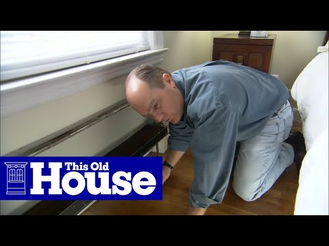 How to Quiet Heating Pipes - This Old House