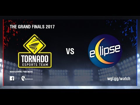 World of Tanks - Tornado Energy vs eClipse - Day 1, Group St