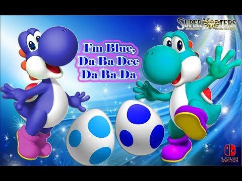 Super Karters : Mario Kart 8 Deluxe Event : I'm Blue, Da Ba Dee Da Ba Da