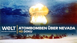 Atombomben über Nevada - N24 Doku HD