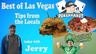 "Las Vegas Best Local Tips   ""Jerry"""