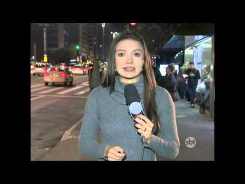 Jornal do SBT (03/05/16) Bloqueio do WhatsApp causa prejuízo a milhões de brasileiros