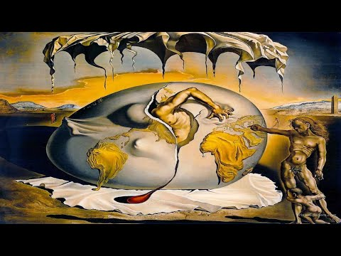 Salvador Dali - 4D Genius