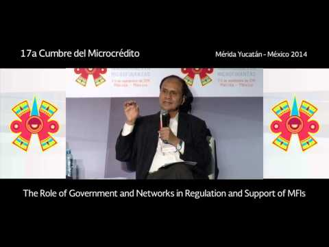 Workshop | The Role of Government and Networks in Regulation and Support of MFIs