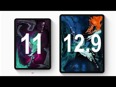 iPad Pro 2018 - New 11-Inch & 12.9-Inch Models - Top Features