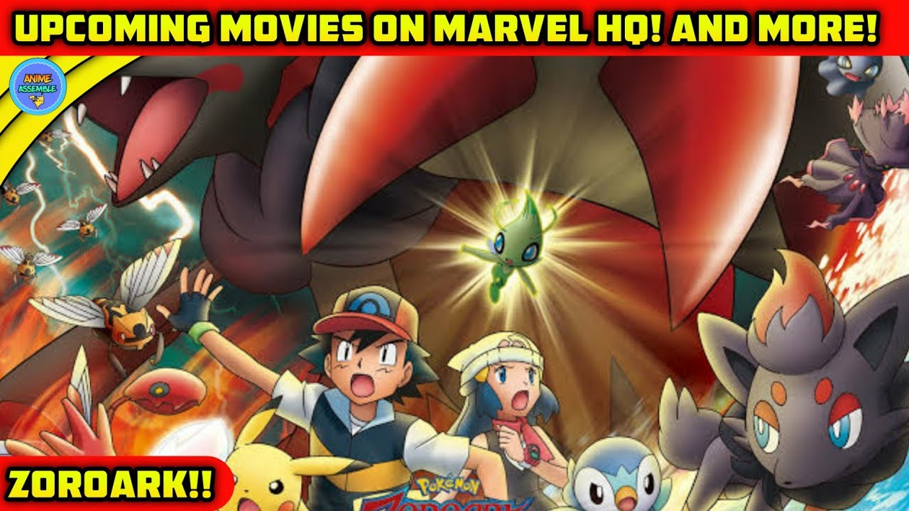 Pokemon Movie 13 and More on Marvel HQ! | Doraemon New Movie | Upcoming Updates in Hindi
