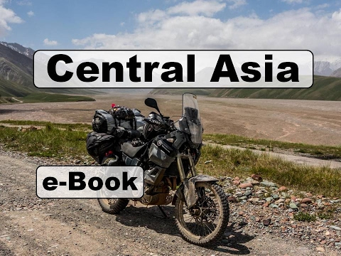 Motorcycle Adventure in Central Asia - eBook