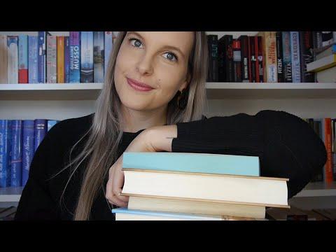 [Booktalk] 10 Bücher Für Die Quarantäne - Hoffnungsvoll, Humorvoll Oder Zum Versinken?