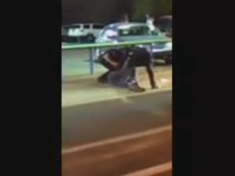 RAW VIDEO: Alleged police brutality by Mesa officers