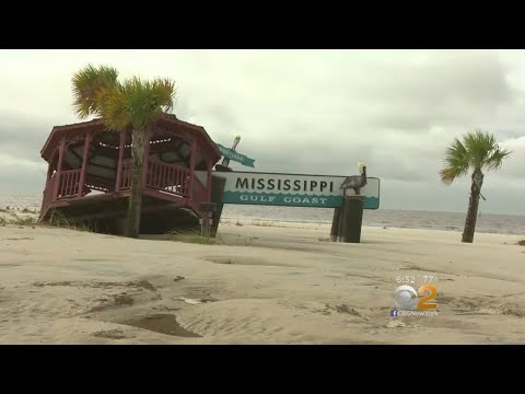 Gulf Coast Cleans Up After Hurricane Nate
