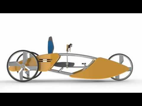 hpv human powered vehicle)
