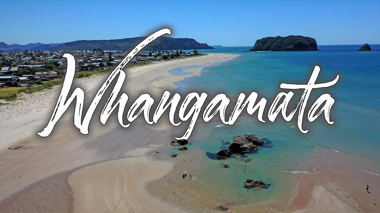 Whangamata New Zealand - GoPro 5 - YouTube