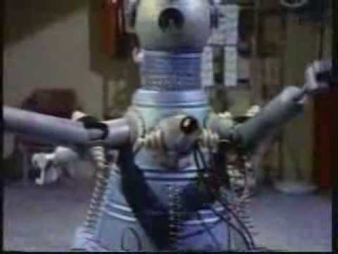 gog 1954 attack of the adorable 1950s robot youtube