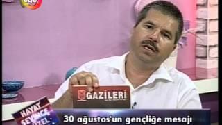 GAZİLER GÜNÜ EGE TV.izmir temsilciliği,temsilcisi orkan özbek