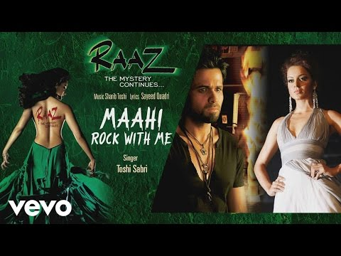 Maahi - Rock With Me - Official Audio Song | Raaz - The Mystery Continues
