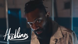Cyrus - Headlines (feat. MxRCUS ALEXIS) (Official Music Video)