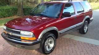 1999 Chevy Blazer - View our current inventory at FortMyersWA.com