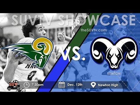 SUVtv Tuesday Showcase: Grayson Rams vs. Newton Rams