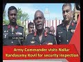 army commander visit|eng