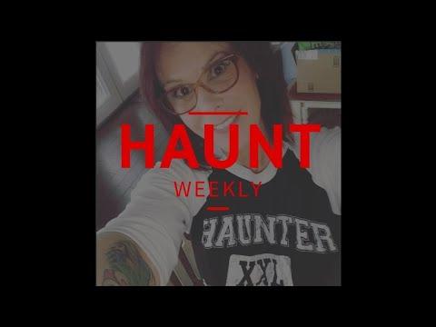 Haunt Weekly - Episode 74 - Women in Haunting #4 - Sylvia Vicchiullo
