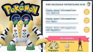 Regigigas ist da! Das muss man für heute wissen | Pokémon GO Deutsch #1187