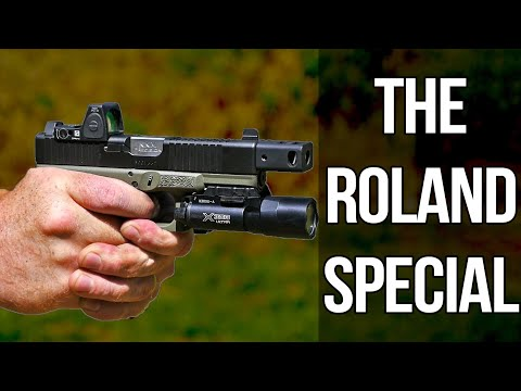 Roland Special Glock 19 | The Ultimate Duty Glock?