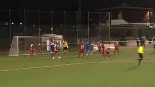 FC Viktoria Berlin - SV Tasmania Berlin (Viertelfinale, Berliner Pokal) - Spielszenen | SPREEKICK.TV