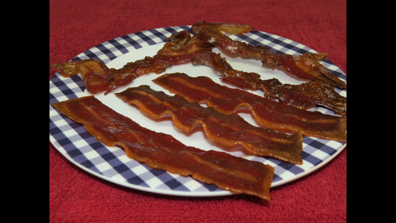 how to cook bacon in toaster oven