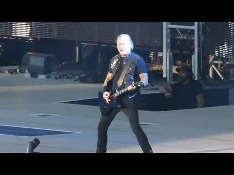 Metallica - Live @ Moscow 21.07.2019