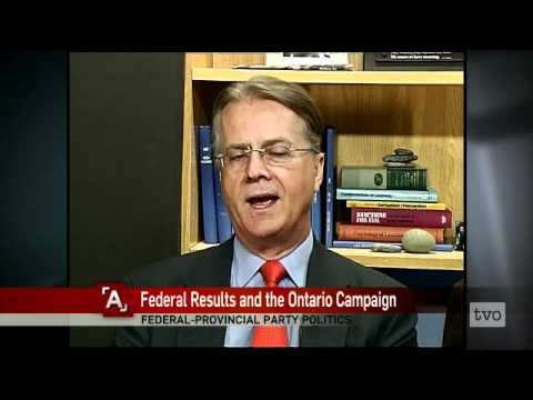 Federal Results and the Ontario Campaign