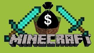 Как создать хороший сервер Minecraft для заработка денег!