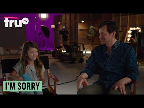 I'm Sorry – Olive Interviews Andrea Savage and Tom Everett Scott | truTV