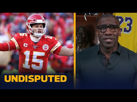 Patrick Mahomes Is The Most Clutch QB In The NFL, Not Deshaun Watson — Shannon | NFL | UNDISPUTED