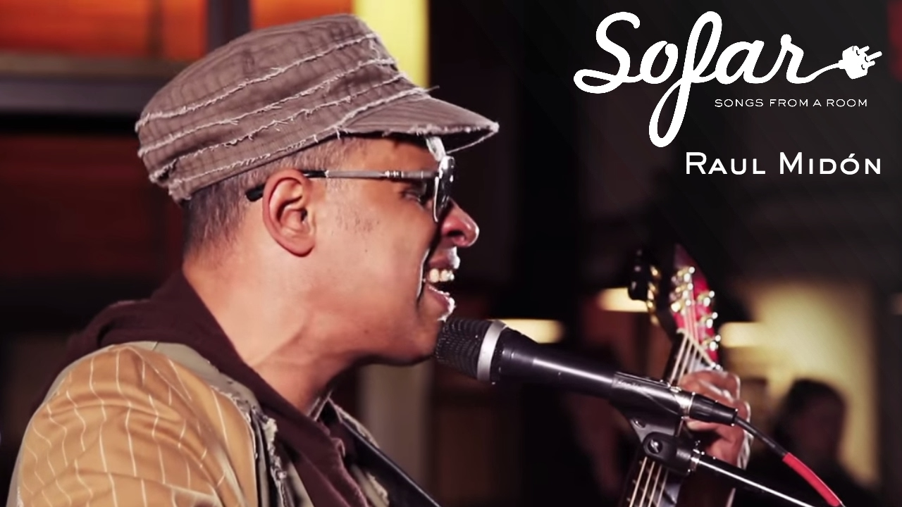 Raul Midón | Sound Shadow | Sofar NYC