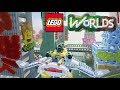 LEGO Worlds LEGO Ninjago Showcase Model 110 Preview With Manta Ray Bomber mp3