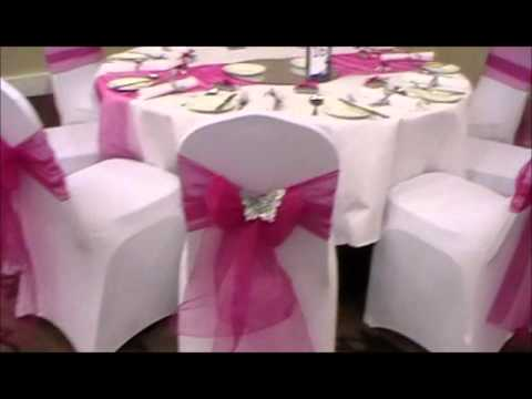Chair Covers For Weddings With Butterflies Table Runners