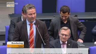 Befristung von Arbeitsverträgen: Debatte im Bundestag vom 23.06.2017