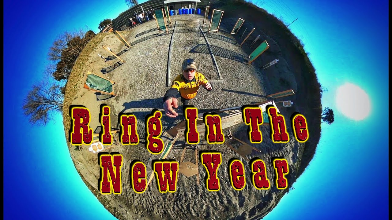 PCC & Open Pistol Division's 💥 RING IN THE NEW YEAR ‼️