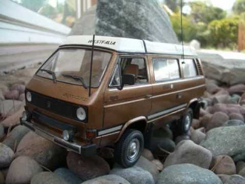 Revell VW T3 Westy Syncro-Conversion - YouTube