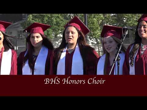 Bayonne High School's 131st Graduation Ceremony