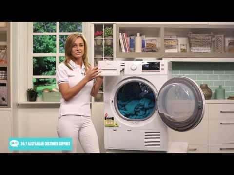 Midea MDC07 7kg Condenser Dryer