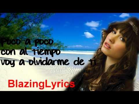Demi Lovato- Rascacielo (Lyrics) HD