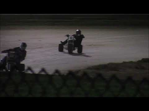 My 200X class race at Paradise Speedway. I am number 0