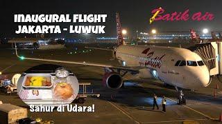 Rute Baru Batik Air dari Jakarta LANGSUNG ke Luwuk | ID6290