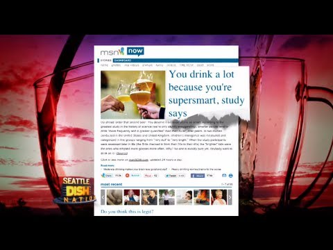 Download Youtube: Study Finds Smarter People Drink More!