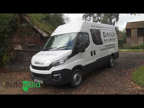IVECO Daily Van 2016 Video Review AutoeBid