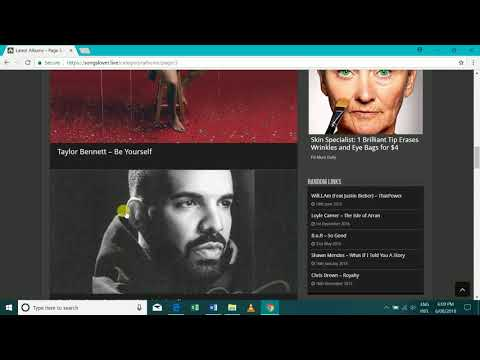 how to download Drake new Music Alubm for free (Scorpion)