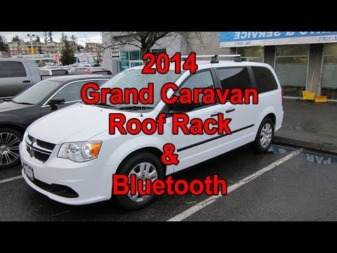 dodge grand caravan luggage rack
